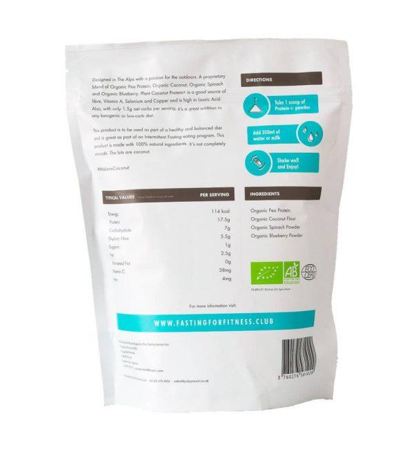 Organic Coconut Protein