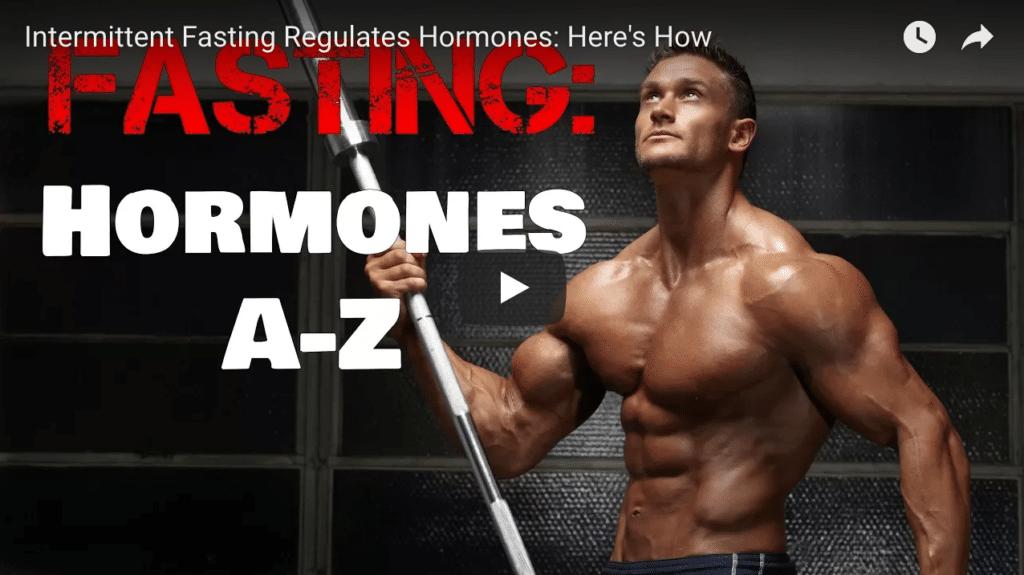 Intermittent fasting balances hormones
